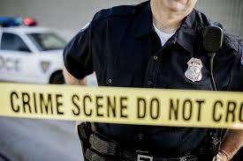 crime sceene